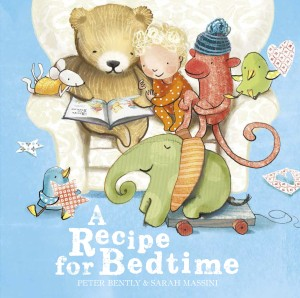 RECIPE FOR BEDTIME COVER