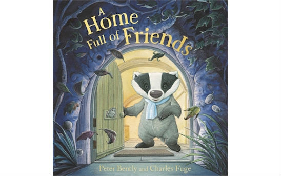 Bramble Badger A Home Full of Friends