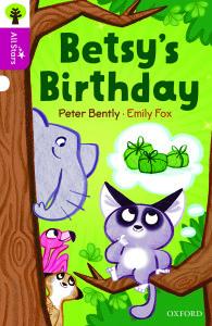 Betsy's Birthday cover