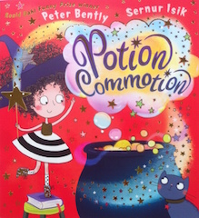 Potion Commotion cover