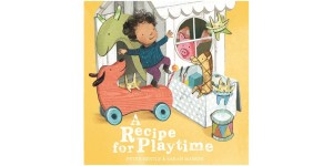 RECIPE FOR PLAYTIME cover