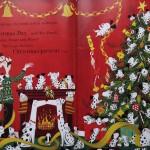 Dalmatians Christmas spread